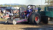 Vermont Tractor Pullers Show